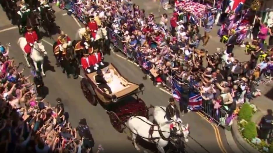 الأمير هاري وميغان: تزوجنا قبل حفل الزفاف بـ3 أيام.. ولا أحد يدري بذلك
