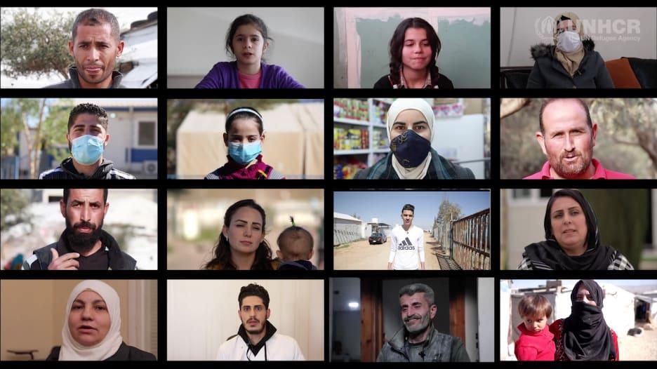 بعد مرور 10 سنوات على الحرب.. إليكم مخاوف وآمال بعض اللاجئين السوريين