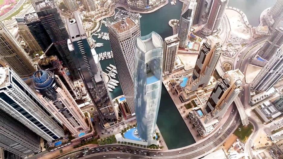 """بتصميم """"غير عادي"""".. سيكون هذا أطول فندق في العالم"""