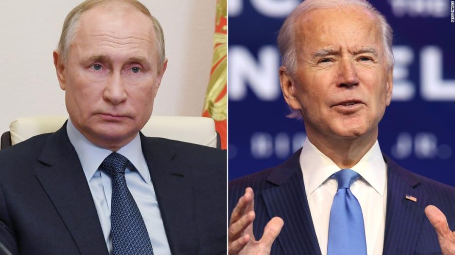 مواجهة بايدن وبوتين.. أسوأ خلاف دبلوماسي بين خصمين نوويين منذ سنوات