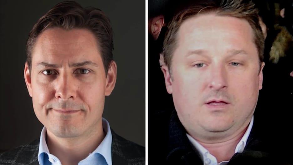 إنهاء محاكمة كنديين محتجزين في الصين منذ أكثر من عامين لاتهامات التجسس