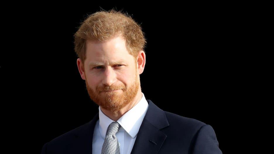 رئيس BetterUp لـCNN: هذا دور الأمير هاري في شركتنا