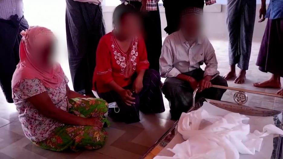 قُتلت في حضن والدها.. CNN تتحدث مع عائلة أصغر ضحايا عنف جيش ميانمار