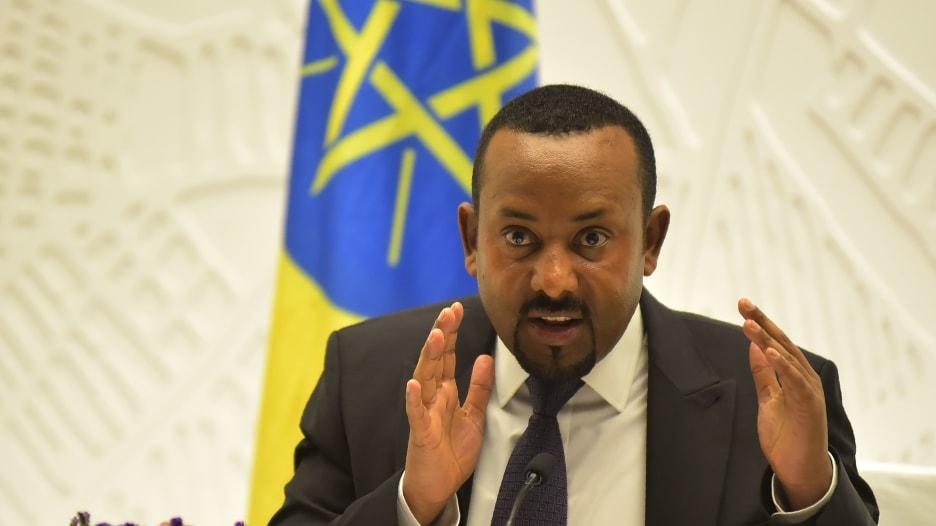 آبي أحمد يعترف بمشاركة إريتريا في حرب تيغراي ويعلن انسحابها
