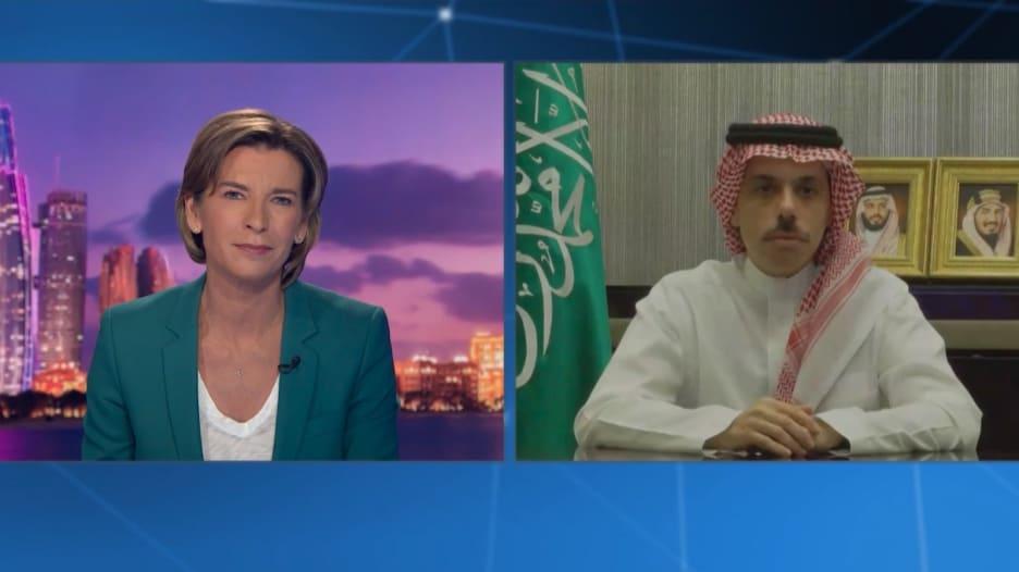 وزير خارجية السعودية: نركز على رخاء شعبنا ومستعدون للعب دور أكبر في ضمان أمننا