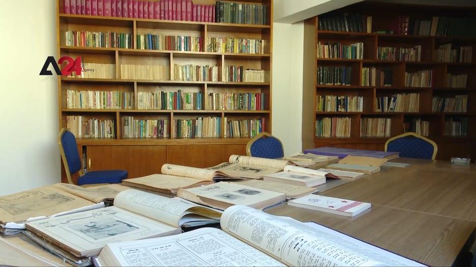 تحكي تاريخ ممتد من تسعة آلاف سنة في العراق.. مكتبة تركمانية تصمد لأكثر من 100 عام في بغداد