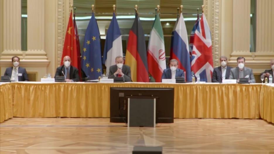 """إيران: الجولة الأولى من محادثات الاتفاق النووي كانت """"بناءة"""""""