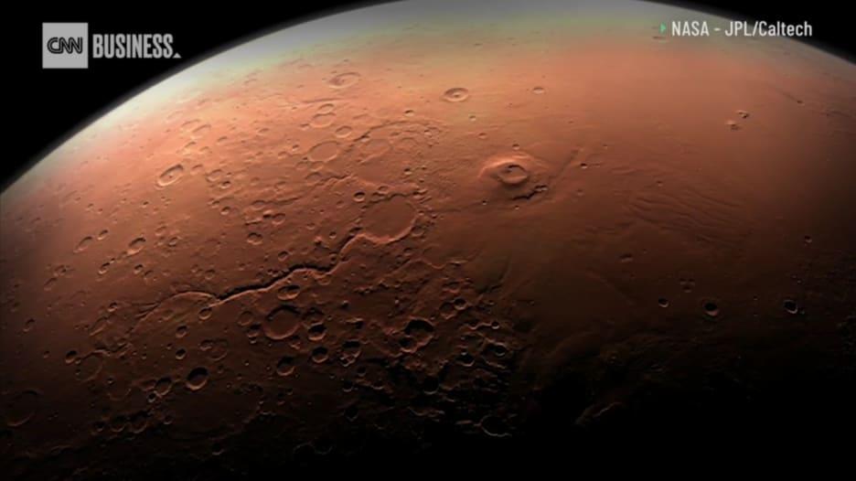 لماذا يريد البشر الوصول إلى المريخ؟