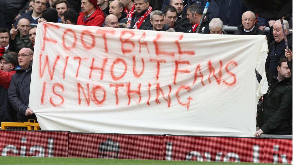 """""""الحرب النووية"""" في كرة القدم.. دوري السوبر الأوروبي ولعبة الفقراء"""