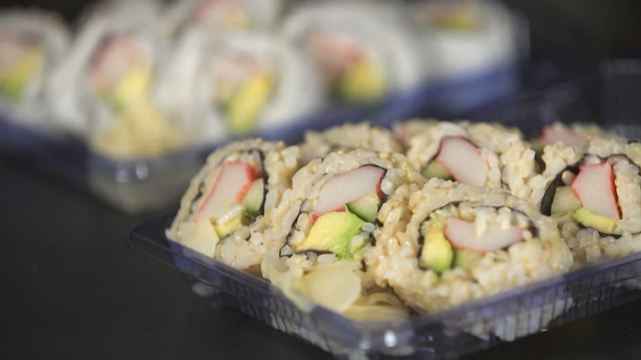 هل يمكن أن يكون السوشي جزءًا من نظام غذائي صحي؟