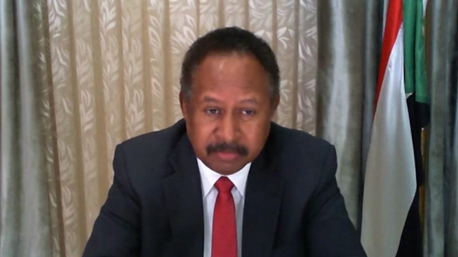 تهديد السيسي بدخول حرب حول سد النهضة.. رئيس وزراء السودان يعلق لـCNN