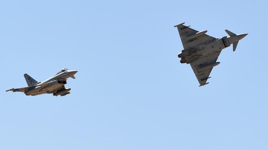 تركيا تتصدر ومصر تتراجع والسعودية الثالثة.. أكبر 10 قوات جوية بالمنطقة