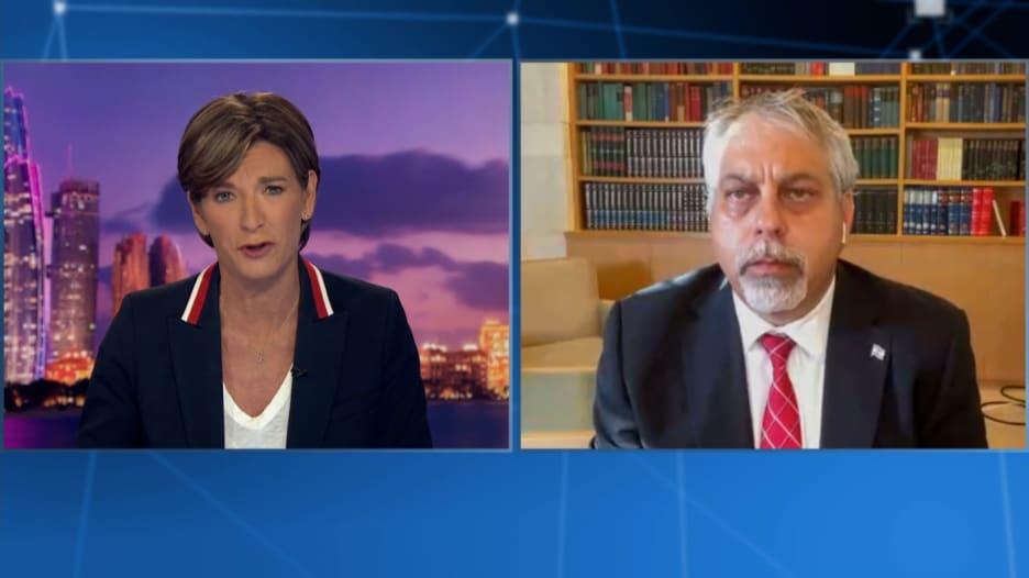 متحدث باسم خارجية إسرائيل لـCNN: الآن ليس الوقت المناسب لوقف إطلاق النار