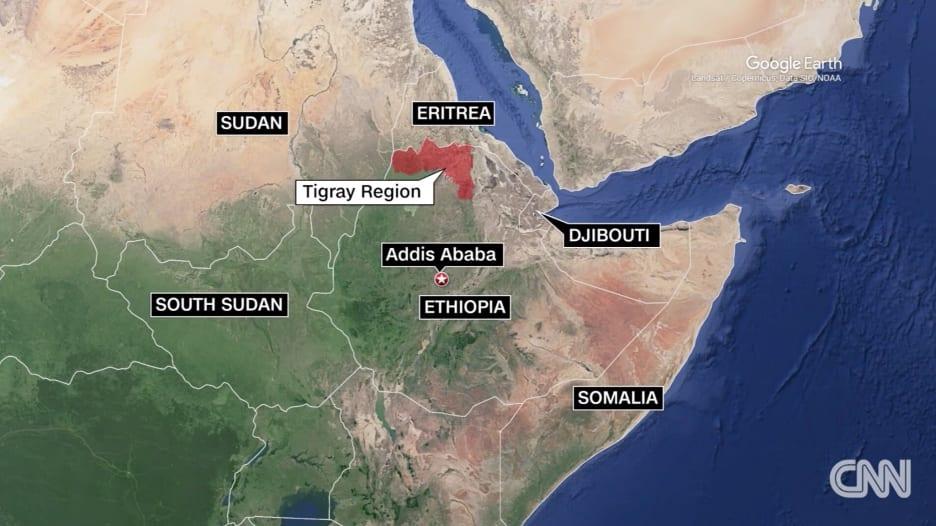 تعرف إلى تاريخ الصراع في منطقة تيغراي في إثيوبيا