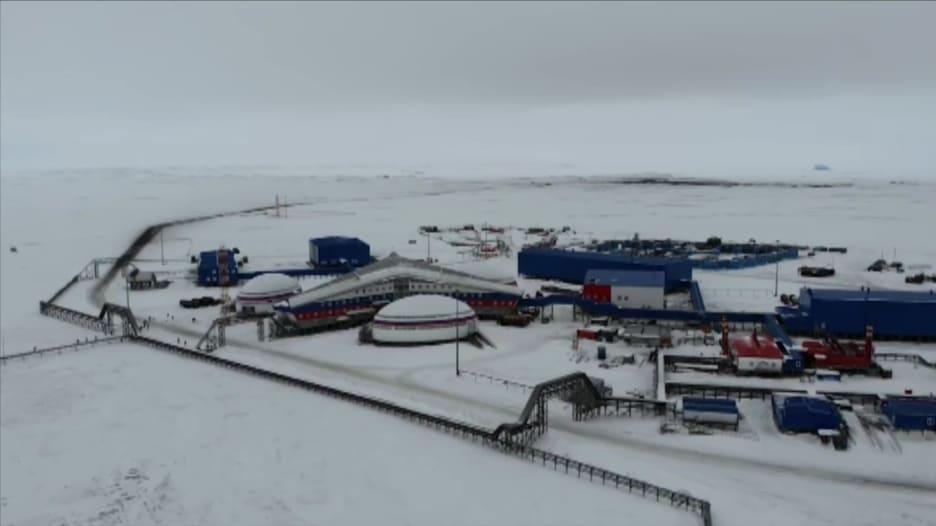 حصري لـCNN.. بعض قدرات القاعدة العسكرية الروسية في القطب الشمالي