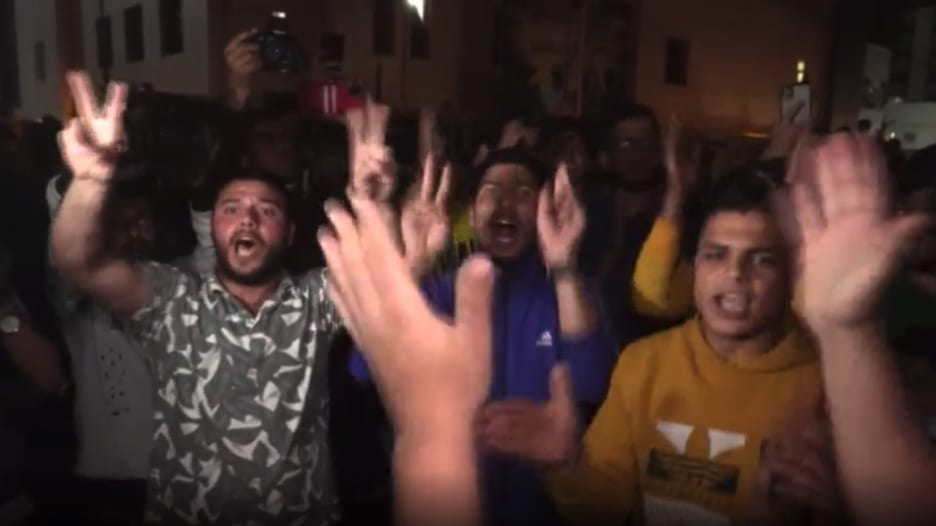 شاهد.. احتفالات في شوارع غزة بعد دخول اتفاق وقف النار حيز التنفيذ