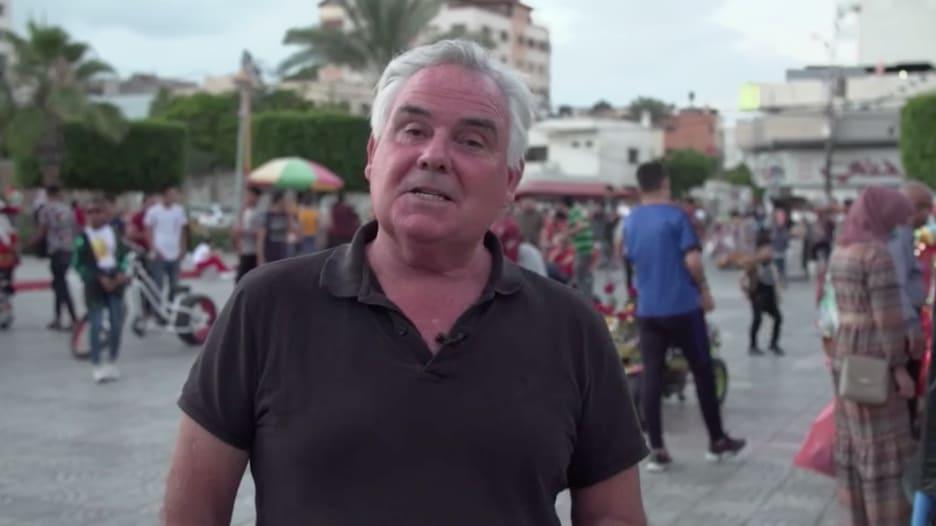مراسل CNN: الحياة تعود لطبيعتها في غزة لكن لا شيء طبيعي هنا