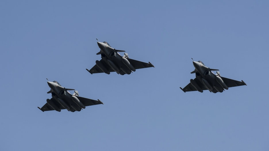 مقارنة بين سلاح الجو المصري ونظيره الأثيوبي وفق إحصائية 2021