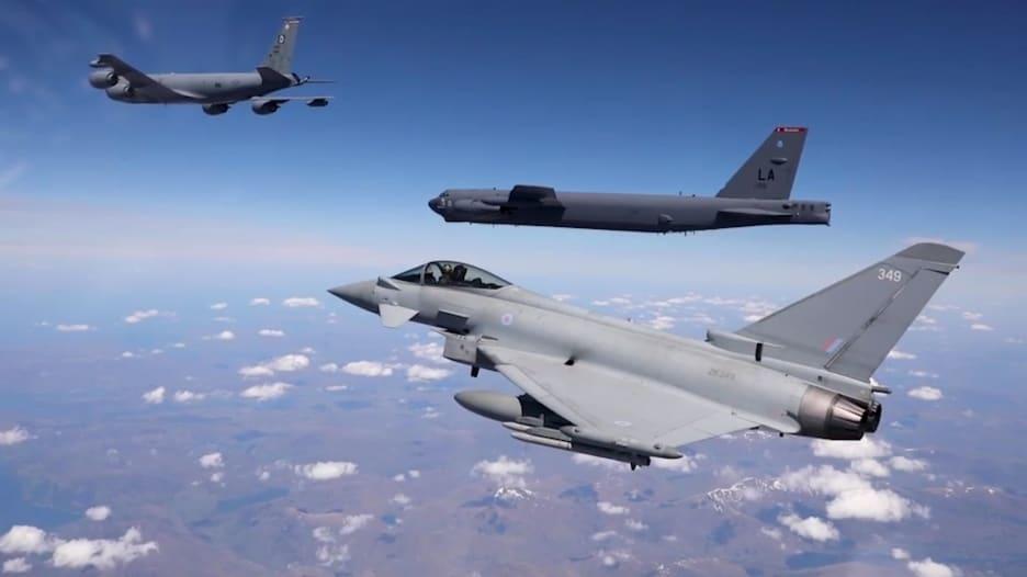 مع اقتراب قمة بوتين وبايدن.. مناورات واسعة لأمريكا والناتو حول أوروبا