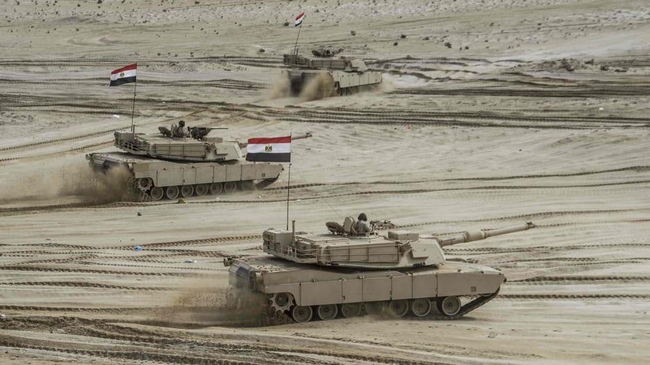 أكبر 10 جيوش بعدد الدبابات.. مركز مفاجئ لسوريا ومصر تتفوق على الصين