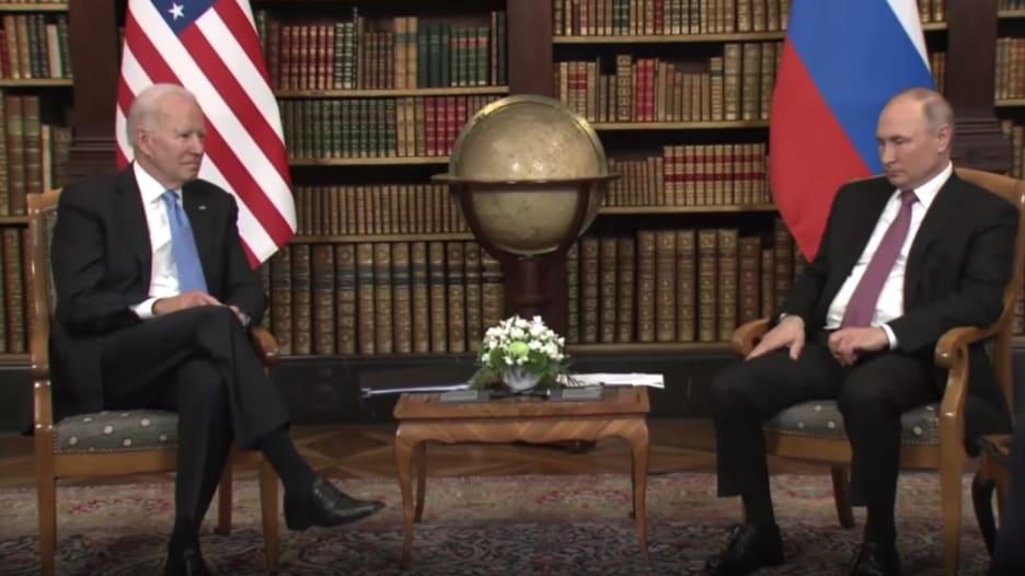 بوتين لبايدن: الولايات المتحدة وروسيا لديهما الكثير من القضايا المتراكمة