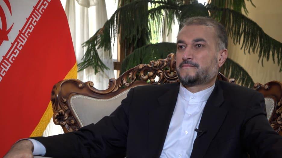 عبد اللهيان لـCNN: السياسة الخارجية بعهد رئيسي ستؤمن حقوق إيران على جميع الجبهات