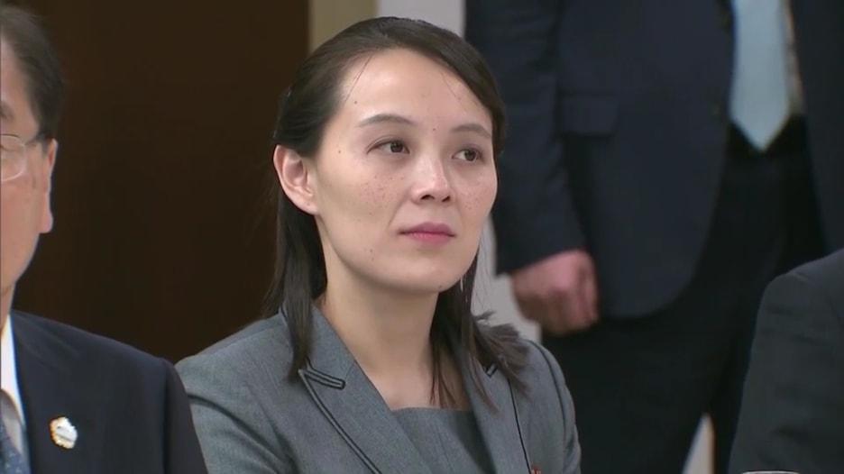 """شقيقة زعيم كوريا الشمالية تحذر إدارة بايدن من """"خيبة أمل كبيرة"""""""