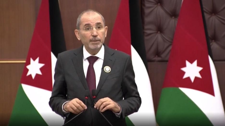 وزير خارجية الأردن: القضية الفلسطينية جوهر الصراع ومفتاح الحل