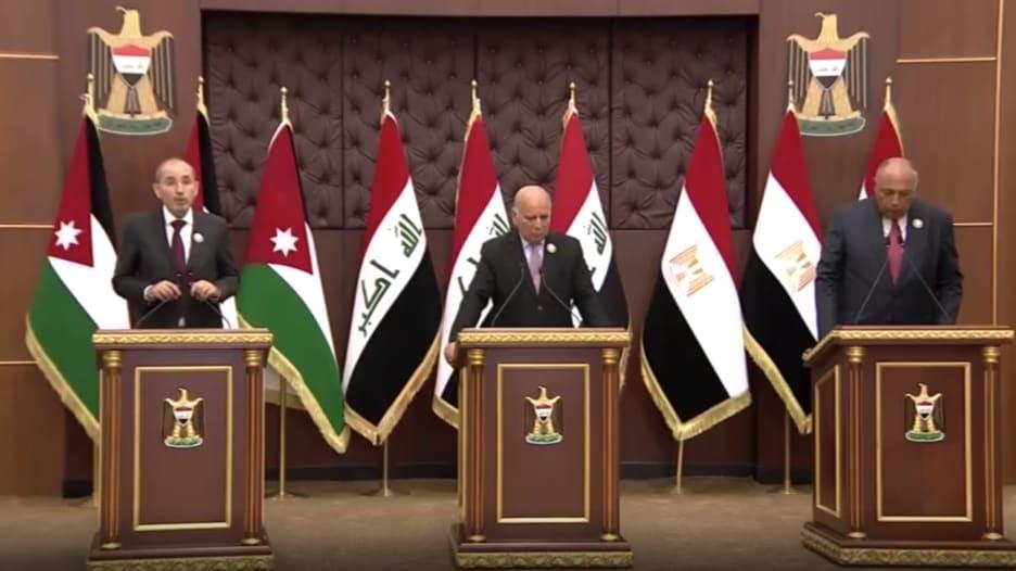 الصفدي عن أزمة سد النهضة: أمن مصر المائي جزء من الأمن القومي العربي