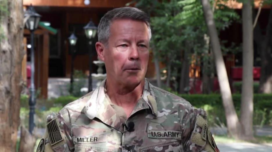 قائد قوات أمريكا بأفغانستان يتحدث عن طالبان والوضع الأمني