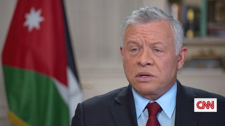 هل خسرت أمريكا الحرب في سوريا لصالح روسيا وإيران؟.. ملك الأردن يعلق لـCNN