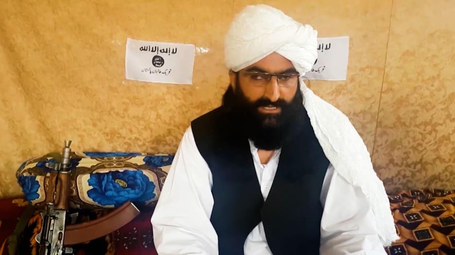 حصري لـCNN.. قائد طالبان باكستان بأول مقابلة تلفزيونية: انتصار طالبان أفغانستان انتصار للمسلمين كلهم