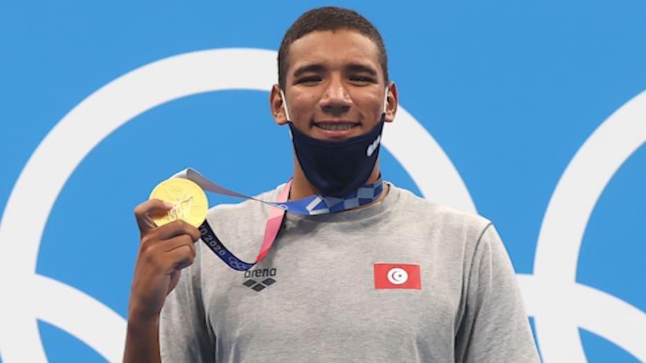 """""""نقطة مضيئة لتونس"""".. هكذا أثر فوز حفناوي بالذهبية الأولمبية على الشعب"""