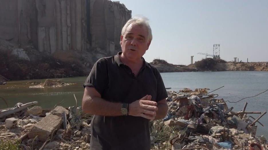 مراسل CNN من مرفأ بيروت: عام على الانفجار ولم يخلص التحقيق إلى أي نتيجة