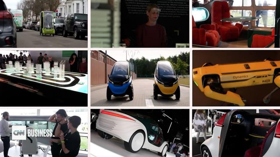 سيارات تتحول لدراجات نارية في أوقات الذروة والازدحام وسيارات طائرة.. وغيرها الكثير.. هذا ما يبدو عليه مستقبل التنقل