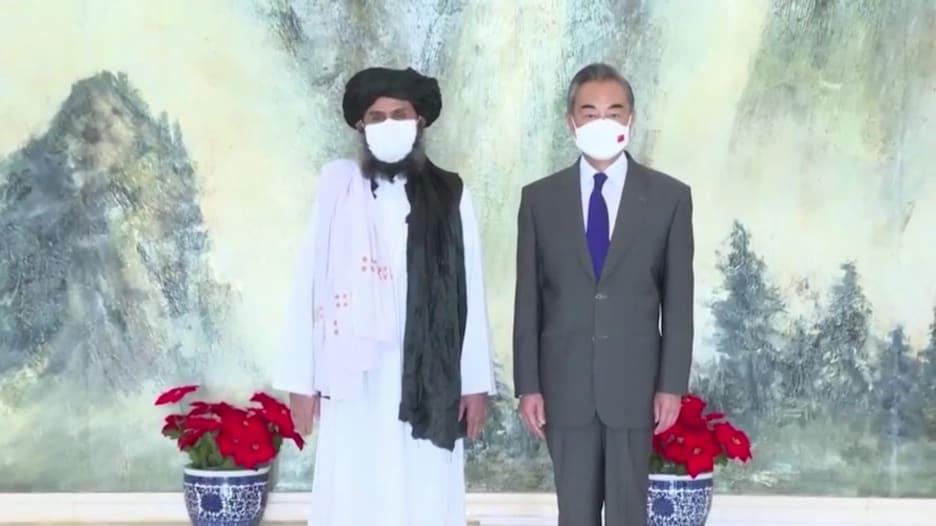 """الصين تحافظ على التواصل مع طالبان وتحترم """"إرادة واختيار"""" الشعب الأفغاني"""