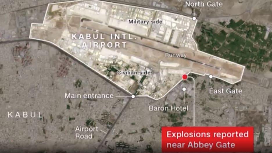 في ظل التخوف من وقوع هجوم آخر في كابول.. استعداد المسؤولون الأمريكيين لجهود الإجلاء النهائية