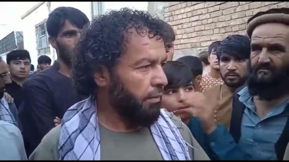 شهود عيان على هجوم قرب مطار كابول: قتل عدة أشخاص بينهم أطفال