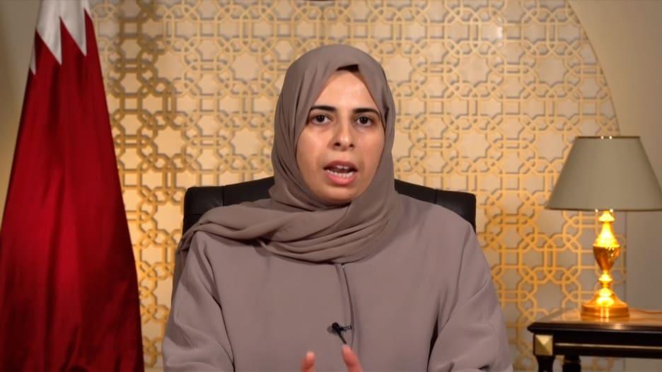 في مقابلة مع CNN.. مساعدة وزير خارجية قطر: عزل طالبان غير مفيد في هذه اللحظة