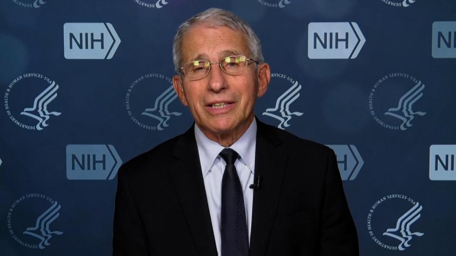 دكتور فاوتشي: هذا سبب تأخير إطلاق الجرعات المعززة لبعض لقاحات فيروس كورونا