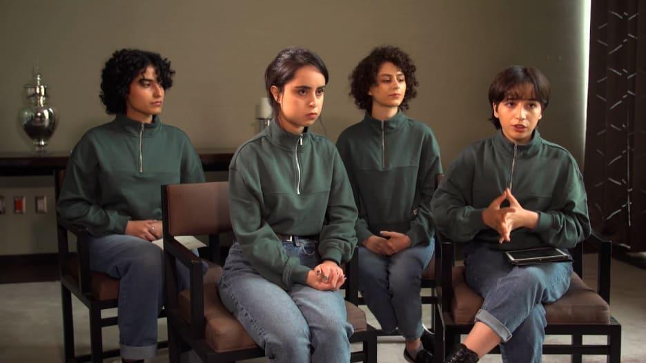 بعد رحلة مروعة.. أفغانيات بفريق روبوتات يتحدثن عن فرارهن من طالبان وما يردنه في المستقبل