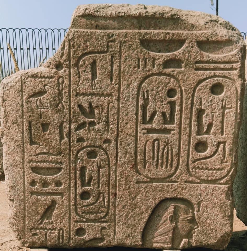 يعود لعصر رمسيس الثاني..مصر تعلن عن كشف أثري جديد بالجيزة