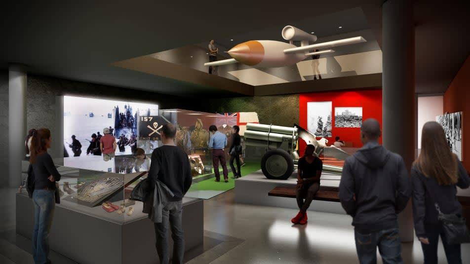 """متحف في لندن يتحدى التصورات الشائعة حول محرقة """"الهولوكوست"""""""
