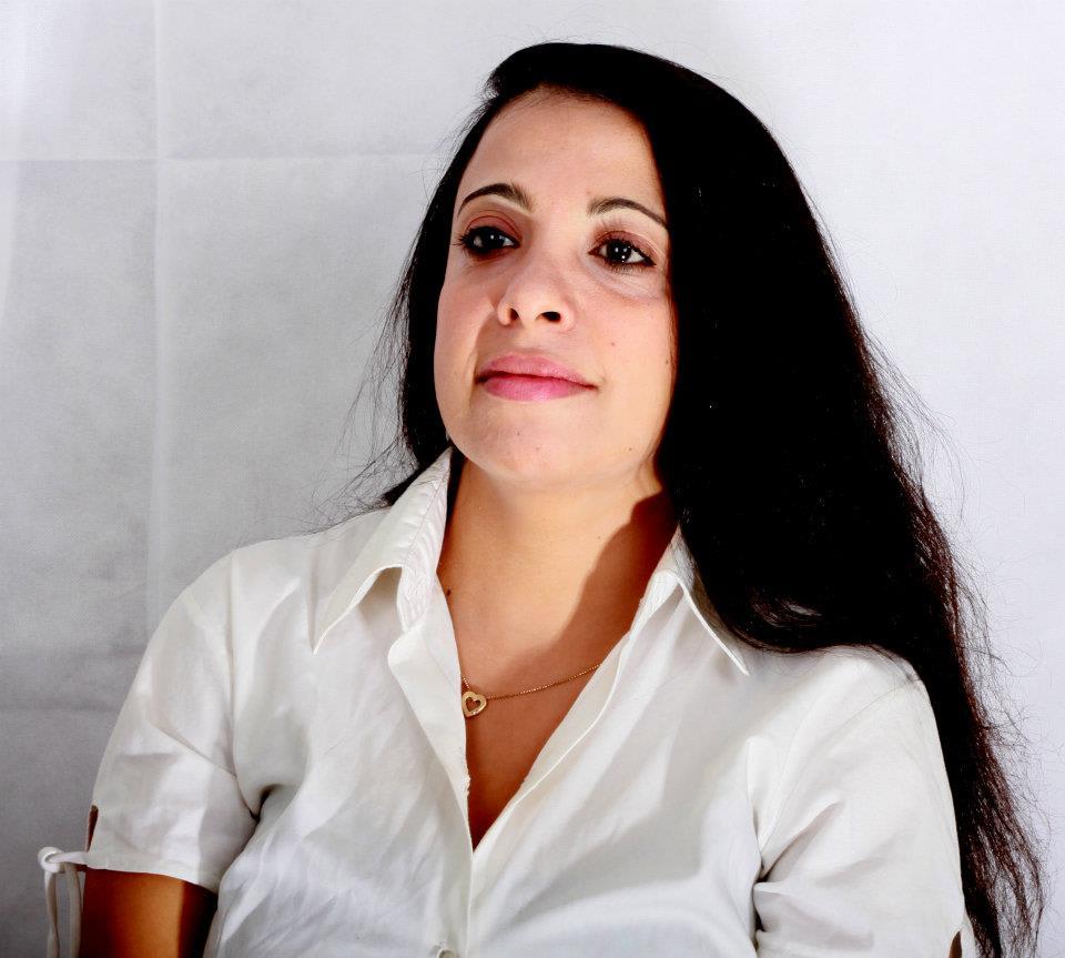 المحامية الحقوقية المصرية هدى نصر الله