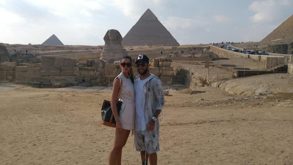 دانييل ألفيس في مصر