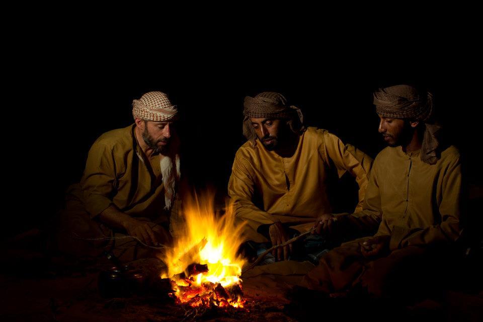 رحلة استثنائية عبر صحراء الربع الخالي