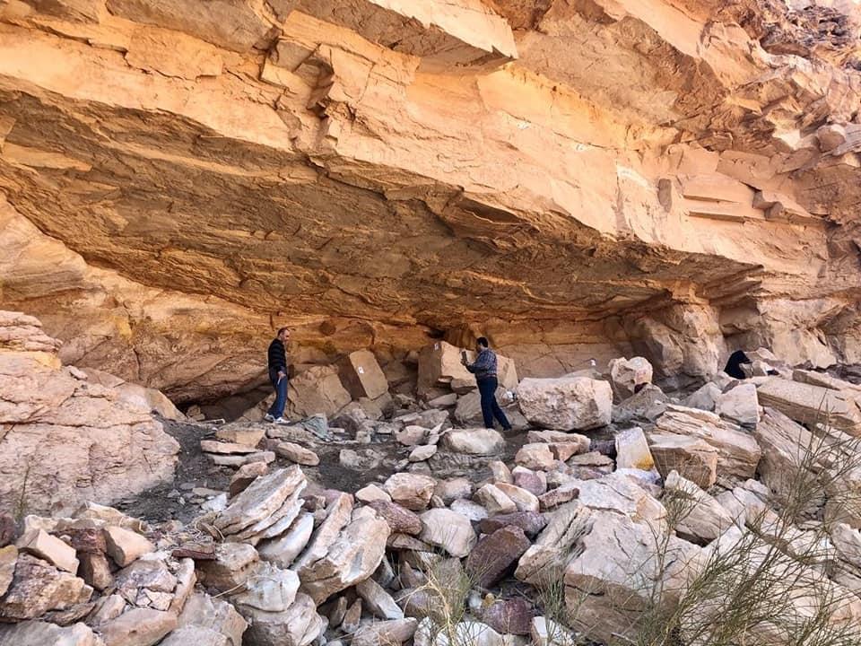 العثور على نقوش أثرية عمرها 10000 عام