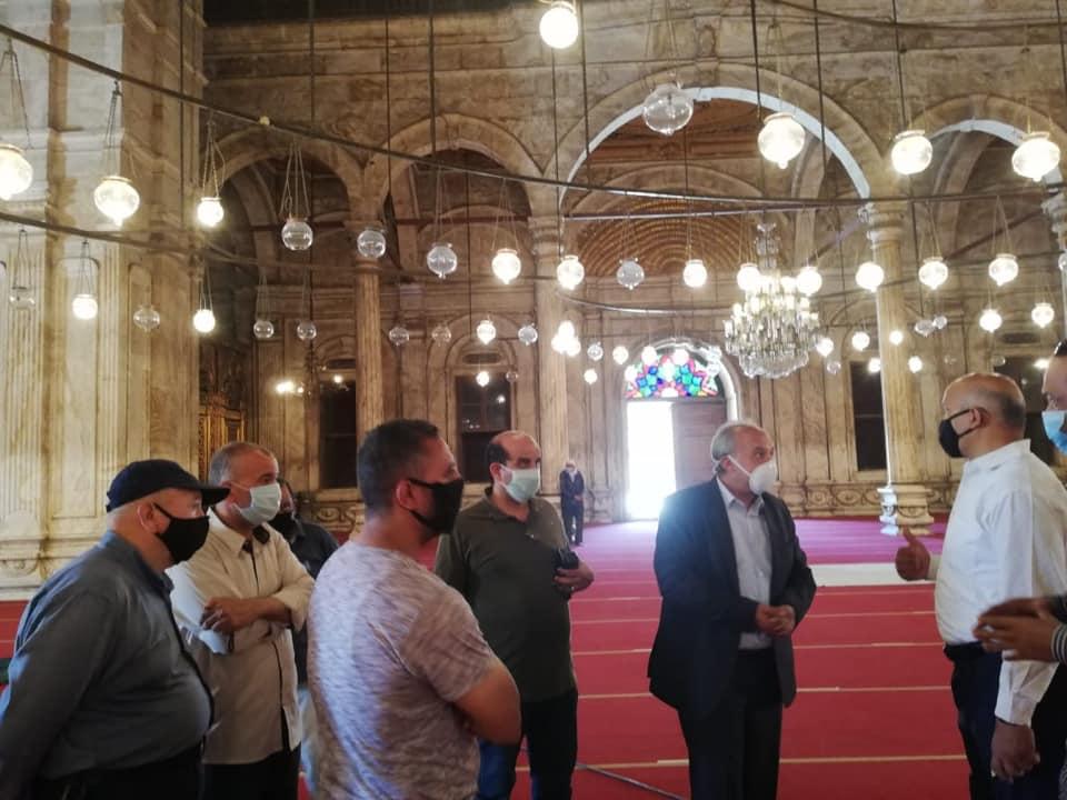 قلعة صلاح الدين في القاهرة