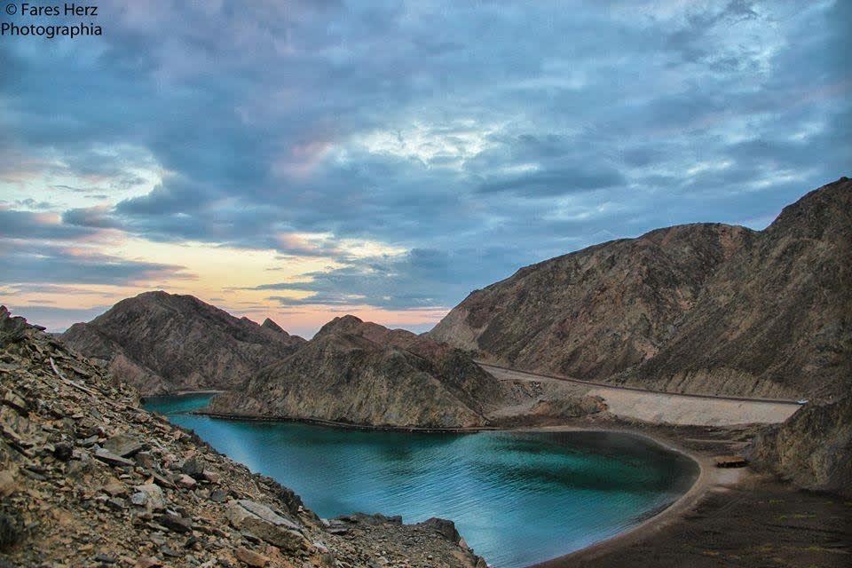 خليج فيورد في طابا..قبلة هواة الغوص على أرض مصر