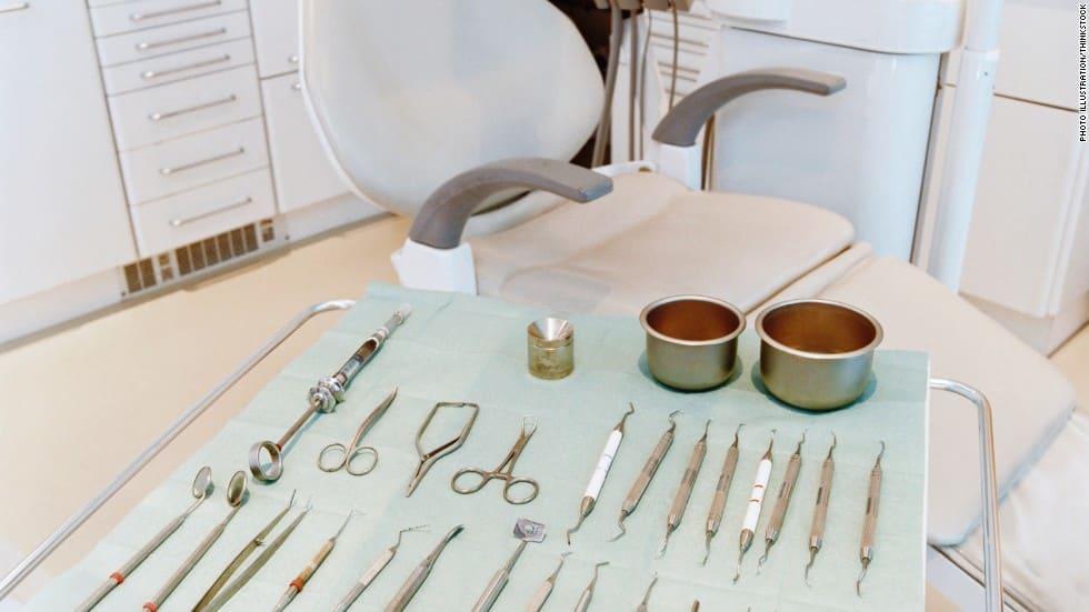 زيارة طبيب الأسنان مهمة جدا لإنقاذ حياتك